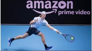 US Open tennis on amazon