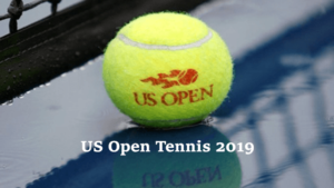 US Open Tennis 2019
